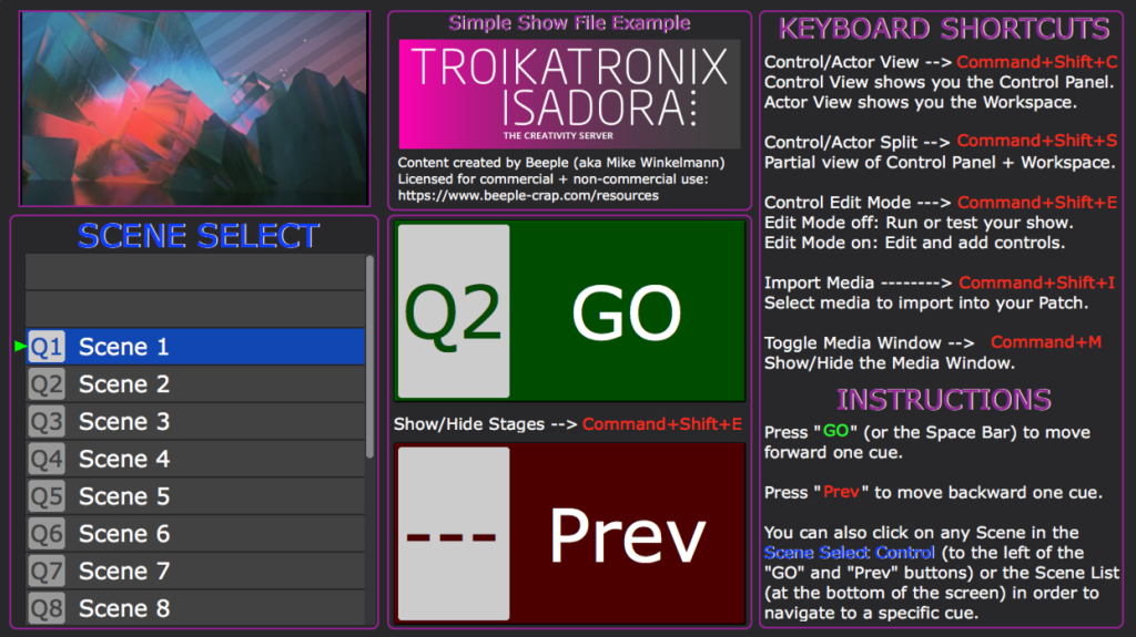 Control Panels : Show and Tell    TroikaTronix Forum